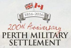 200th anniversary perth military settlement