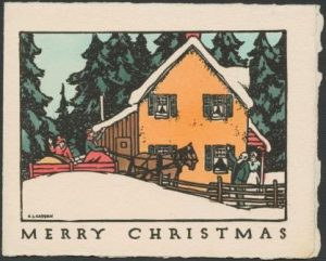 credit library and archives canada acc no 1991 12 46 gift of joan and w ross murray whitby ontario - Ross Christmas Hours