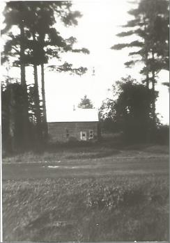 Home of Edwin & Letitia Jane (Hales) White built in 1891 near Delta, Ontario