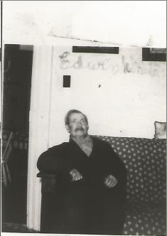 Edwin White (1858-1952) In his 90s