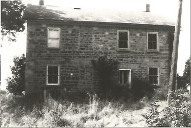 Another view of Stafford House,, Soperton, Ontario