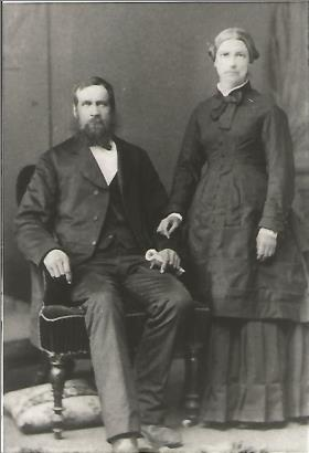 Thomas and Julianna (Myers) Hales